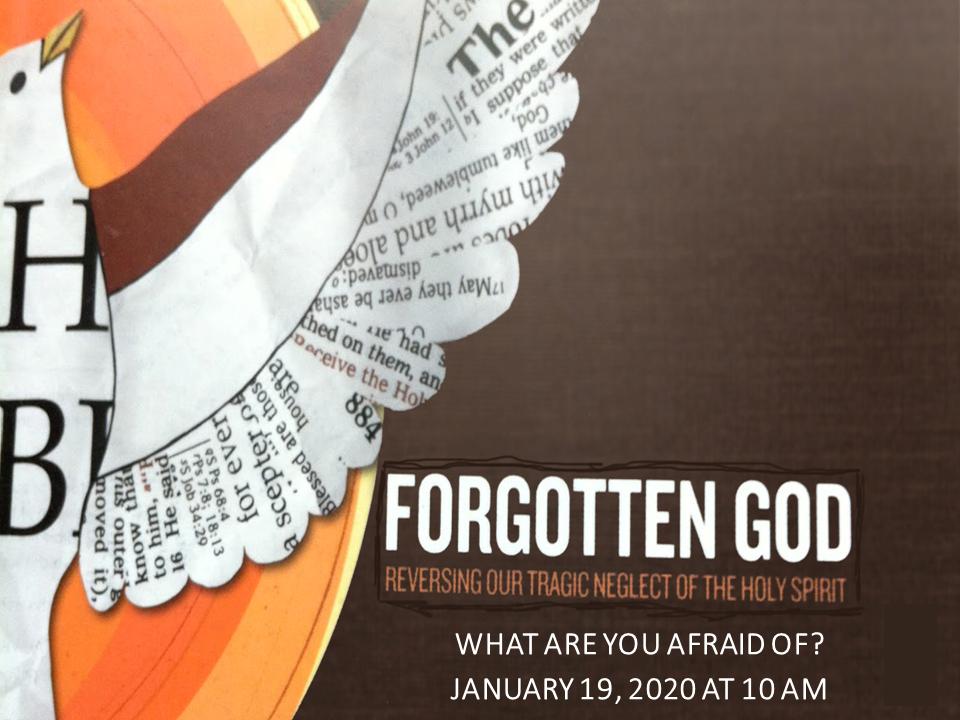 FORGOTTEN GOD 2